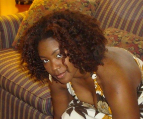 Twist-out with Butters-N-Bars Shea Butter Mix, Shea Moisture Organic Coconut & Hibiscus Shampoo,