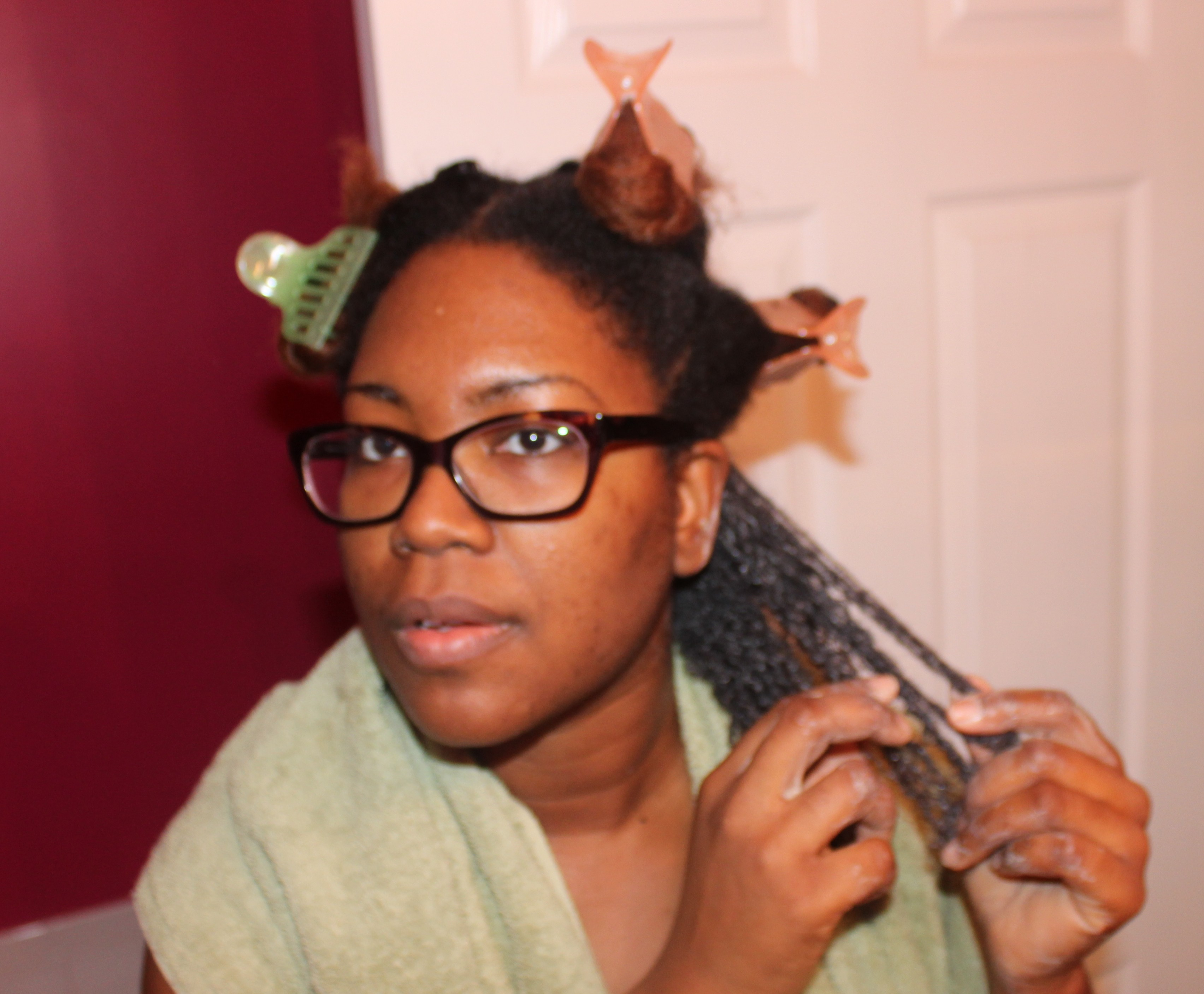 how to use indian healing clay on hair